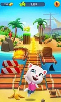 Download Game Talking Tom Gold Run Mod Apk v1.7.0.826 Terbaru