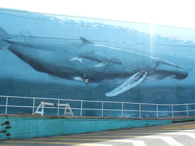 Wyland Whaling Wall in Wildwood New Jersey