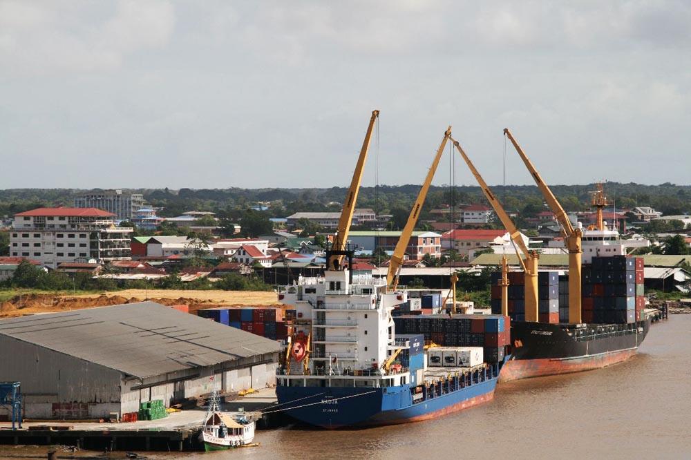Paramaribo | Capital do Suriname
