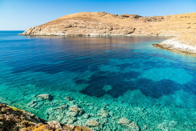 Skala-baie-Serifos-Cyclades-Grece