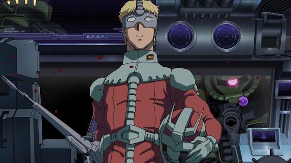 Kidou Senshi Gundam – The Origin: Temporada 1 Episódio 13 Legendado FULLHD