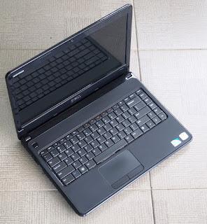 Jual Laptop 1 jutaan Dell N4030 Bekas