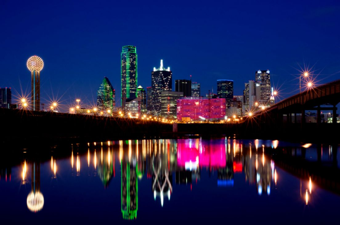 best staycation cities dallas