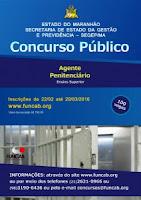 Apostila Concurso SEGEP-MA - Agente Penitenciário SEJAPMA 2016.