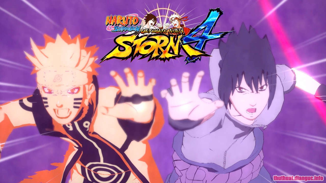game naruto shippuden ultimate ninja storm free download