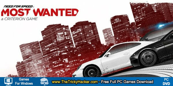 how to  nfs most wanted for free full version