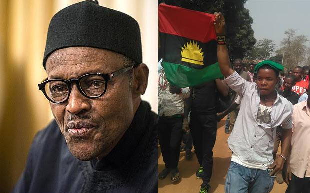 Buhari reportedly cancels Enugu visit after IPOB threat