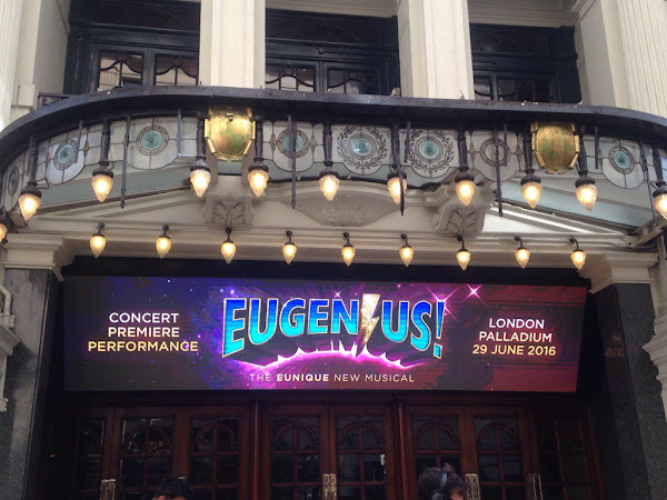 Eugenius: Concert Premiere Performance, London Palladium | Review