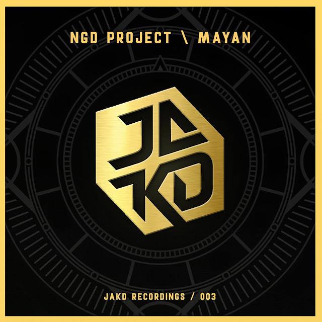 NGD Project - Mayan (Original Mix) - JAKD Recordings