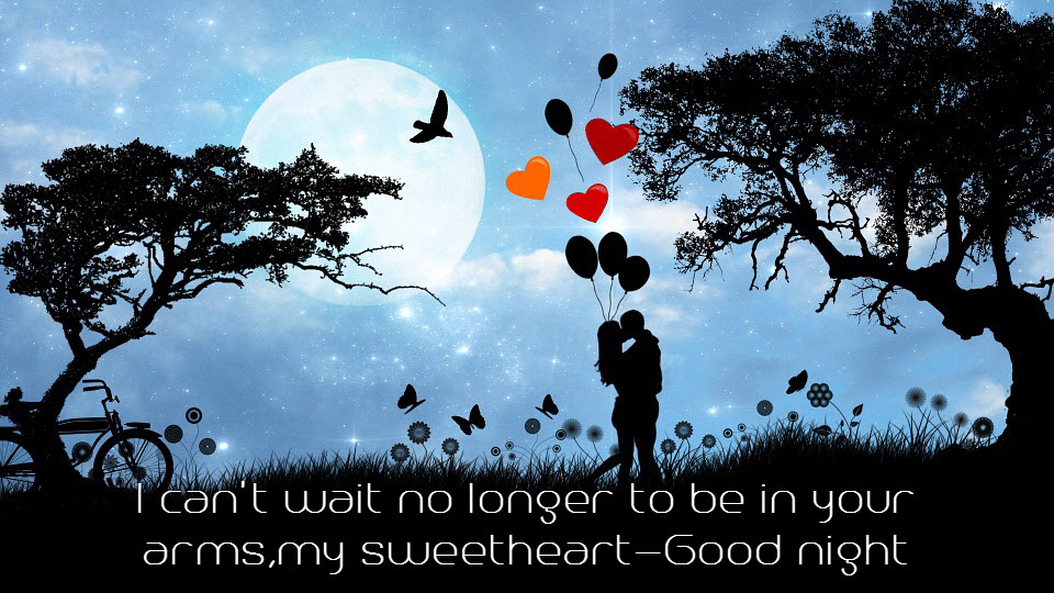 Good Night Love Messages For Cute Girlfriend Good Night Love