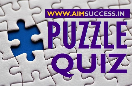 Puzzle MCQ for IBPS RRB/ PO/ Indian Bank 2018: 10 Sep