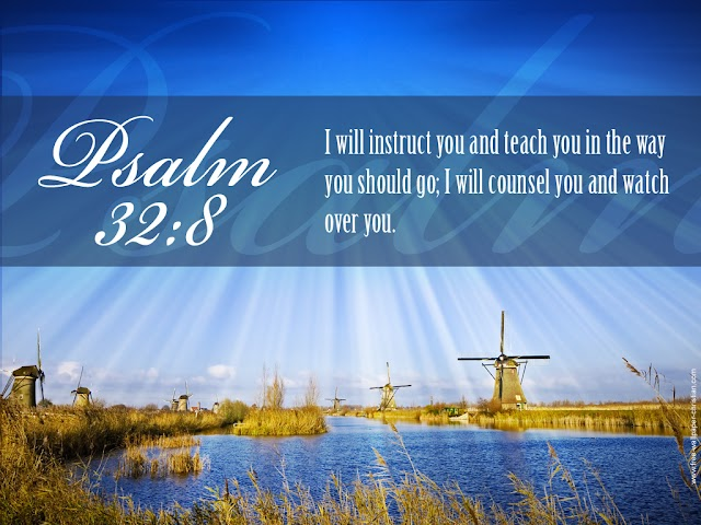Christian Bible Verse Desktop Background