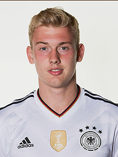 Julian Brandt takes over Ozil number 10 shirt