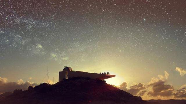 Το Αστεροσκοπείο Τροόδους στους φιναλίστ των διεθνών βραβείων αρχιτεκτονικής