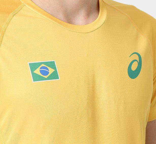 Asics divulga as camisas do handball para o Rio 2016 - Show de Camisas 0aeaac8069594