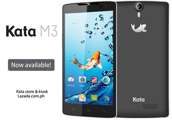 Kata M3 Specs, Price and Availability