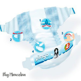 qué elementos tóxicos no deberían llevar los pañales de bebé blog mimuselina