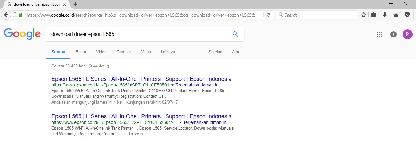 Tentang IT Support: How to Install Driver Printer Epson L565