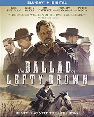 The Ballad of Lefty Brown [BD25] [Latino]