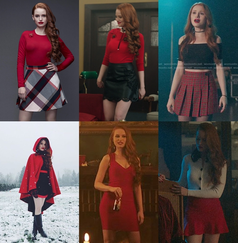 looks cheryl riverdale