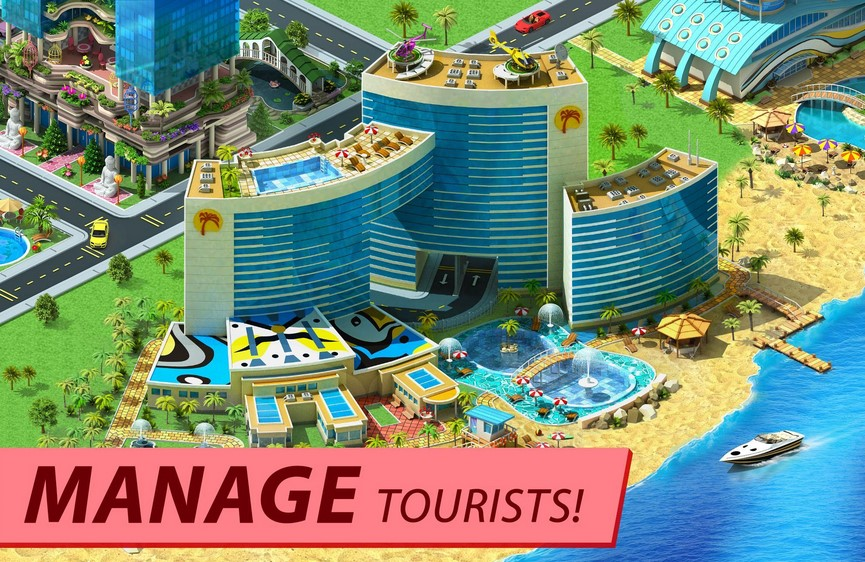 [FREE] Download Megapolis city building simulator. Urban strategy for Android