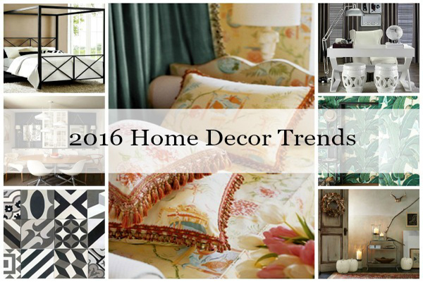 Hot Decor Trends For 2016 ~ Homeagination