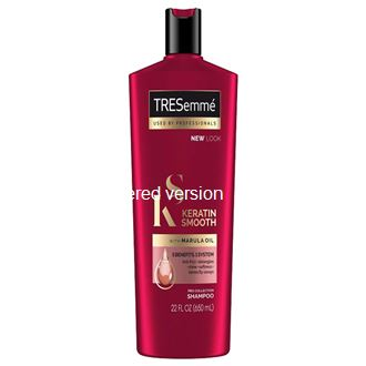 Keratin Smooth Shampoo 400 ml