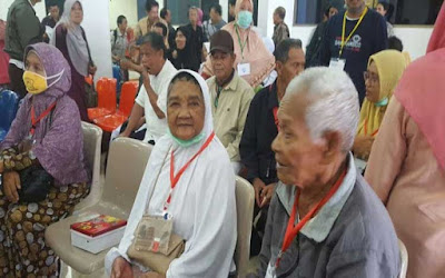 Jemaah Haji Indonesia di Filipina