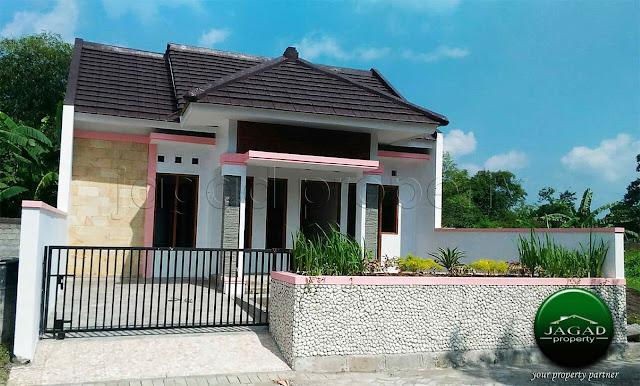 Rumah dalam Perum Griya Alvita