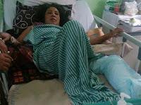 Soroti RSU Syaiful Anwar Malang, Aktifis JONRU Galang Donasi untuk Biaya Operasi Warga Bandulan