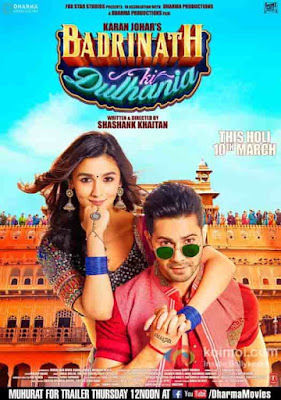 Download Badrinath Ki Dulhania (2017) Full HD Movie Download