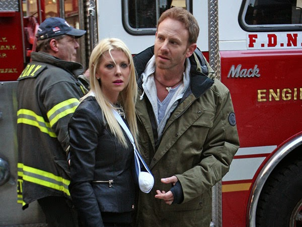 Tara Reid Ian Ziering Sharknado 2 The Second One horror Syfy movie