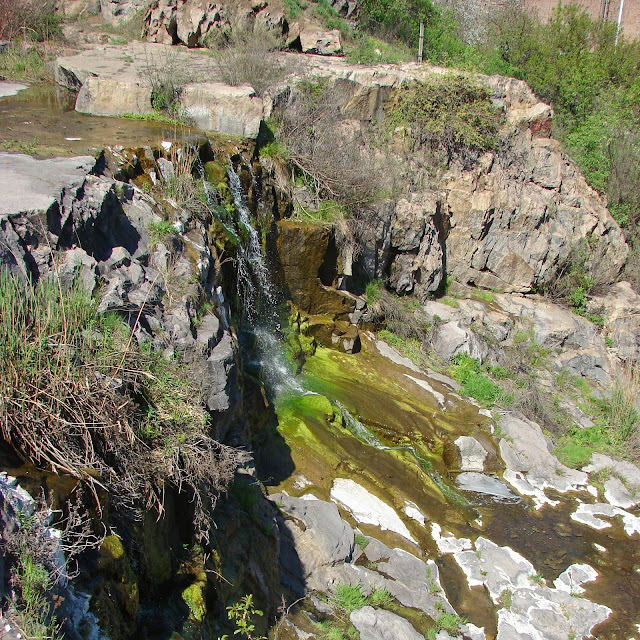 Водопад Белые Камни Западный