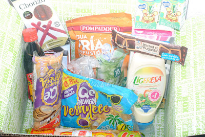 Degustabox Junio Summer Time