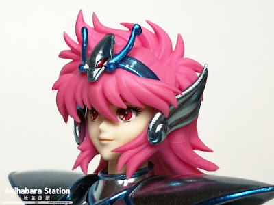 Review de Myth Cloth Equuleus Shoko de Saint Seiya Saintia Sho - Tamashii Nations