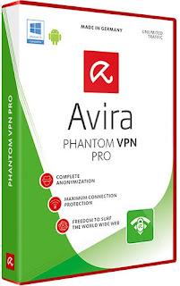 Avira Phantom VPN Pro 2.2.3.19655 (Inglés)(Navegación anónima y segura)