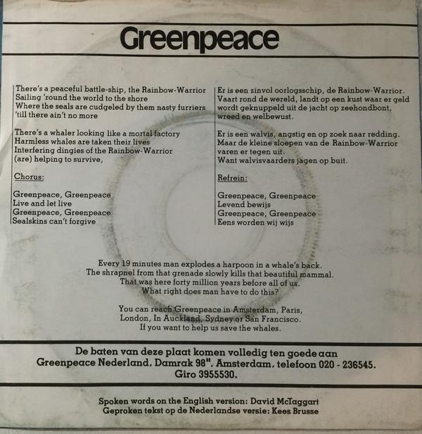 Rainbow Warrior I Ii Y Iii Greenpeace: De Megaman