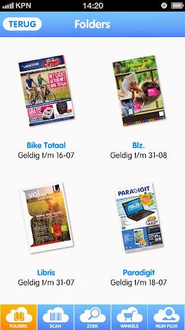 圖說: PluX APP 產品範國涵蓋電腦3C的 Paradigit、書局的 Blz 與 Libris、新增腳踏車通路 Bike Totaal,圖片來源: PluX 網頁截圖