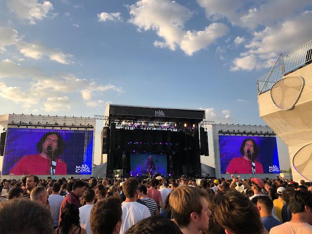 Испания, Мадрид, 2018 Mad Cool Festival, Snow Patrol