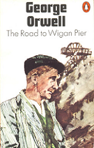 The Road to WIgan Pier by George Orwell book cover
