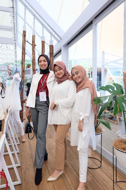 finalis beauty camp aishaderm dari Bandung