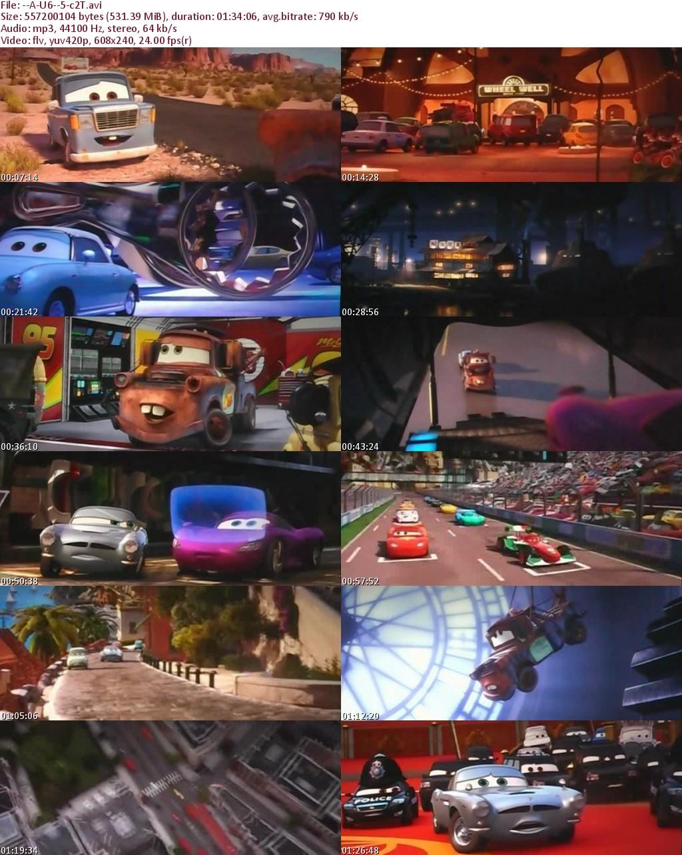 Cars  Completa En Espa F Af Ac Alatino