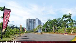 Foto Progres Pembangunan Apartemen PGV 2018