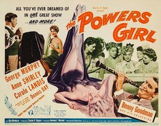 Carole Landis The Powers Girl