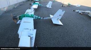 drones syria