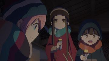 Yuru Camp△ Season 2 Episode 8