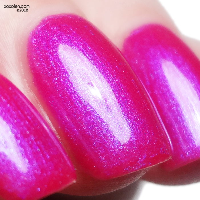 xoxoJen's swatch of Lollipop Posse Lacquer I Am a Watercolor