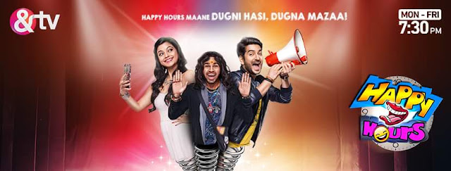 'Happy Hours' Show on &Tv Plot Wiki,Cast,Promo,Host, Song,Timing,Image