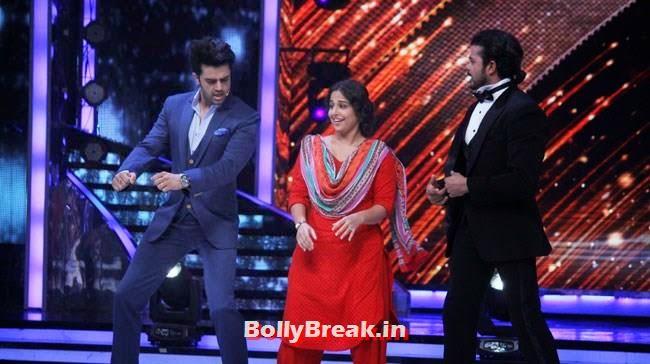 Manish Paul, Vidya Balan and Sreesanth, Jhalak Dikhhla Jaa 5th July Episode Pics - Vidya Balan as Guest