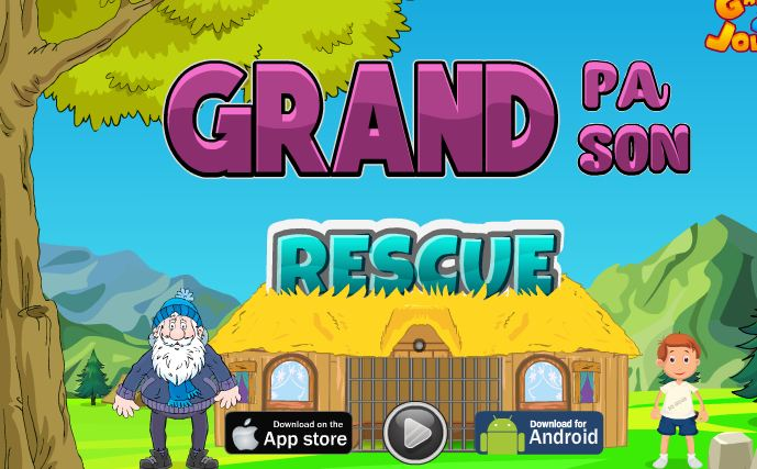 Grandpa Son Rescue Walkth…
